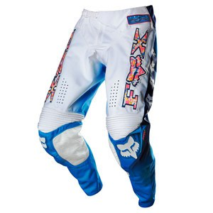Pantalon cross 180 YOUTH - ATLANTA LIMITED EDITION -   Bleu/Rose/Blanc