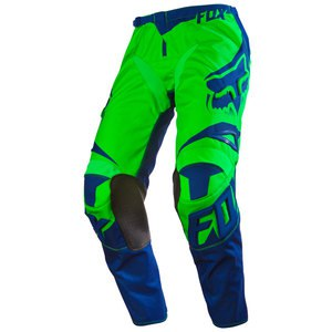 Pantalon cross 180 RACE PANT GREEN ENFANT  2016 Vert