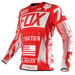 Maillot cross FLEXAIR UNION JERSEY RED  2016 Rouge