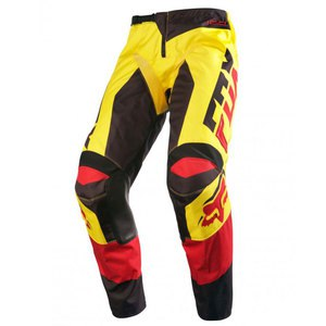 Pantalon cross 180 MAKO PANT YELLOW  2016 Jaune