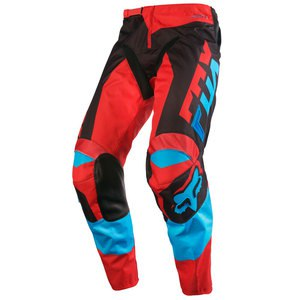 Pantalon cross 180 MAKO PANT BLUE/RED  2016 Bleu/Rouge
