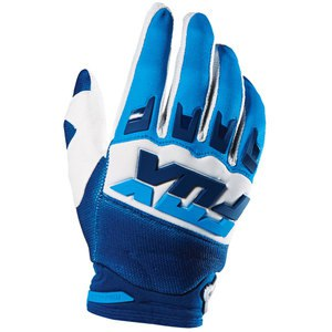 Gants Cross Fox Destockage Dirtpaw Mako Gloves White 2016