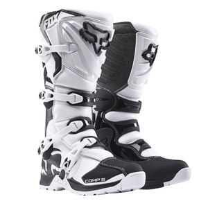 Bottes Cross Fox Comp 5 - Blanc - 2018