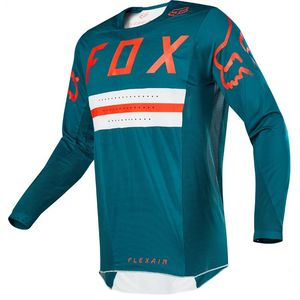 Maillot Cross Fox Flexair Preest - Limited Edition - Green 2018