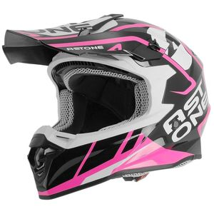Casque cross MX800 - TROPHY - GLOSS PINK 2019 Rose