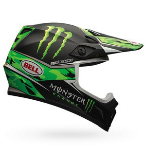 Casque cross MX-9 - PRO CIRCUIT REPLICA CAMO GREEN 2017 Noir/Vert