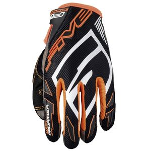 Gants cross MXF PRORIDER S BLACK / FLUO ORANGE 2019 Orange
