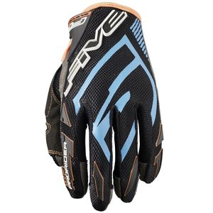 Gants cross MXF PRORIDER S BLUE / ORANGE 2019 Bleu