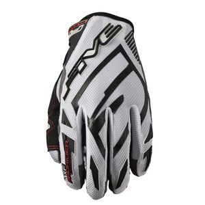 Gants cross MXF PRORIDER S WHITE 2019 Blanc