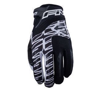 Gants cross MXF2 WHITE 2019 Blanc