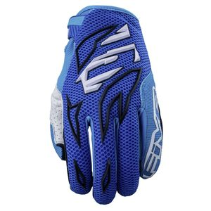 Gants Cross Five Mxf3 Enfant Blue Blue