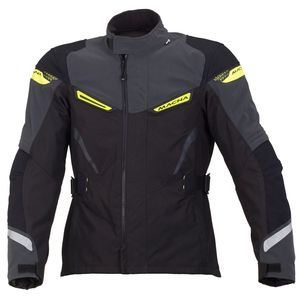 Veste MYTH NIGHT EYE  Gris/Jaune