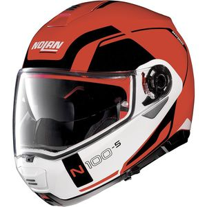 Casque N100.5 - CONSISTENCY N-COM  corsa red