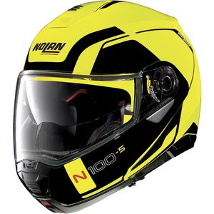 Casque Nolan N100.5 Consistency N-com Led Yellow