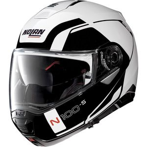 Casque N100.5 - CONSISTENCY N-COM  Metal White 19