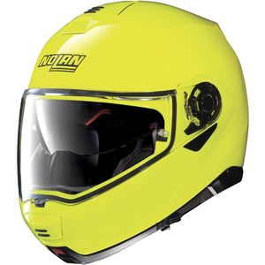 Casque N100.5 - HI-VISIBILITY N-COM  Fluo Yellow 22