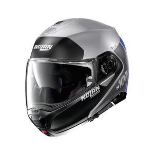 Casque N100.5 PLUS - DISTINCTIVE N-COM - FLAT  Flat Silver 30