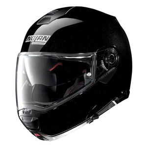 Casque N100.5 - SPECIAL N-COM  metal black