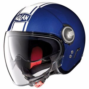 Casque N21 VISOR - DUETTO  Cayman Blue 23