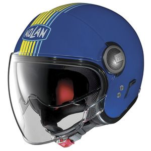 Casque N21 VISOR JOIE DE VIVRE - DENIM BLUE  Denim Blue 33