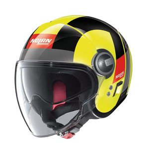 Casque N21 VISOR - SPHEROID - LED  Led Yellow 47