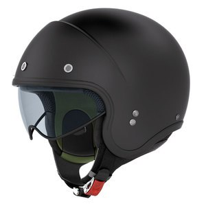 Casque N21 - DURANGO  Flat Black 07
