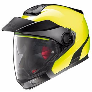 Casque N40.5 GT - HI-VISIBILITY N-COM  Fluo Yellow 22