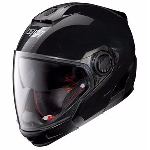 Casque N40.5 GT - SPECIAL N-COM  Metal Black 12