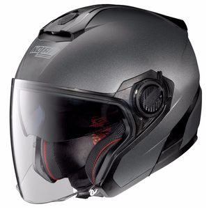 Casque N40.5 - SPECIAL N-COM  Black Graphite 9