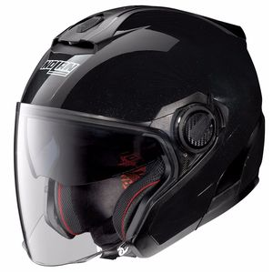 Casque N40.5 - SPECIAL N-COM  Metal Black 12