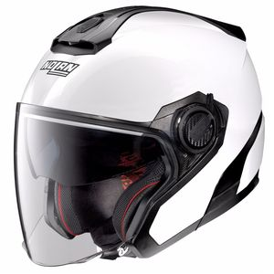 Casque N40.5 - SPECIAL N-COM  Pure White 15