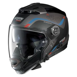 Casque Nolan N44 Evo Viewpoint Flat