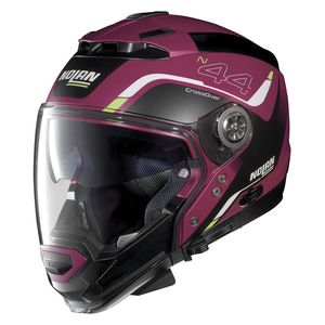 Casque Nolan N44 Evo Viewpoint Fuchsia Kiss