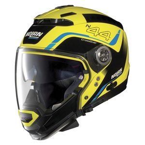Casque Nolan N44 Evo Viewpoint Led Yellow