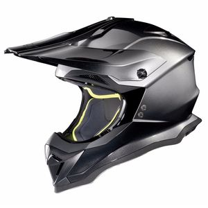 Casque Cross Nolan N53 - Fade Silver 37 2018