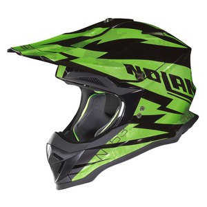 Casque cross N53 - COMP METAL BLACK 18 2017 Metal Black 18