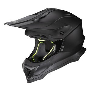 Casque cross N53 - SMART 2020 Flat Black 10