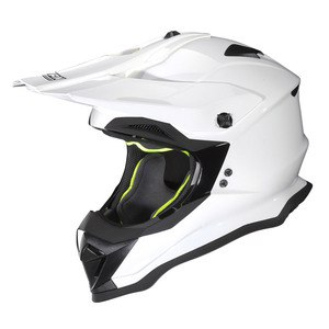 Casque cross N53 - SMART 2020 Pure White 15