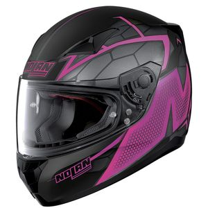 Casque Nolan N60.5 Hexagon Pink