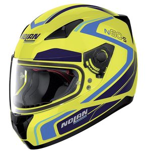 Casque Nolan N60.5 Practice Led Yellow