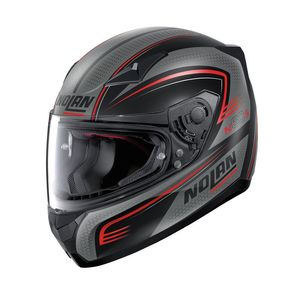 Casque N60.5 - RAPID  Flat Black 43