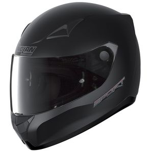 Casque N60.5 - SPORT  Flat black