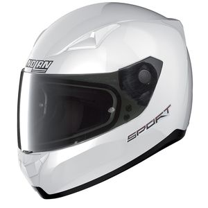Casque N60.5 - SPORT  metal white