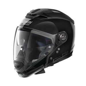Casque N70.2 GT - SPECIAL N-COM  Metal Black 12