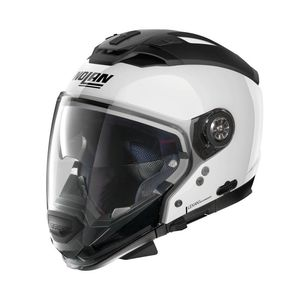 Casque N70.2 GT - SPECIAL N-COM  Pure White 15