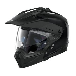 Casque N70.2 X - SPECIAL N-COM  Metal Black 12