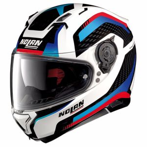 Casque N87 - ARKAD N-COM  Metal White 40