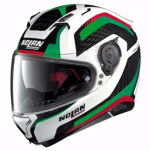 Casque N87 - ARKAD N-COM  Metal White 41