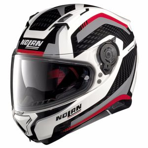 Casque N87 - ARKAD N-COM  Metal White 43