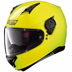 Casque N87 - HI-VISIBILITY N-COM  Fluo Yellow 42